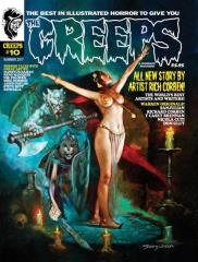 Creeps Magazine Issue #10