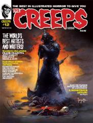 Creeps Magazine Issue #12