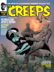 Creeps Magazine Issue #13