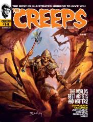 Creeps Magazine Issue #14