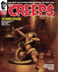 Creeps Magazine Issue #15
