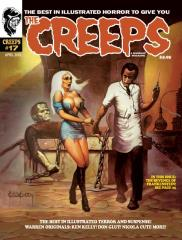 Creeps Magazine Issue #17