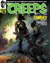 Creeps Magazine Issue #18