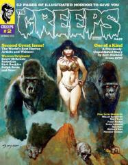 Creeps Magazine Issue #2