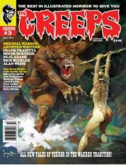 Creeps Magazine Issue #3