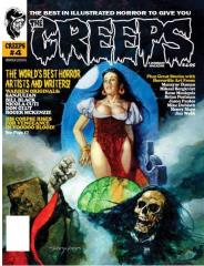 Creeps Magazine Issue #4