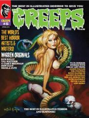 Creeps Magazine Issue #5