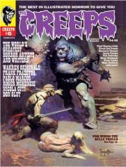 Creeps Magazine Issue #6
