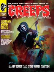 Creeps Magazine Issue #7