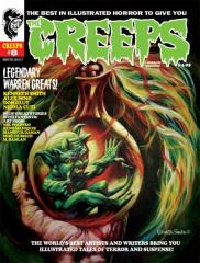 Creeps Magazine Issue #8