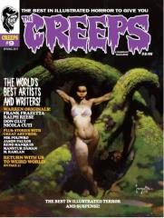 Creeps Magazine Issue #9