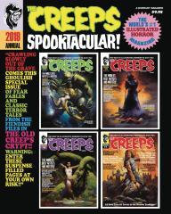 Creeps Magazine 2019 Annual Spooktacular!