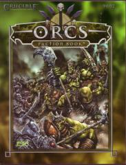 Orcs Faction Book