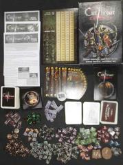 Cutthroat Caverns Collection - Base Game + 2 Expansions!