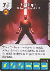 Cyclops - If Looks Could Kill