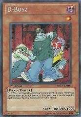 D-Boyz (Secret Rare)