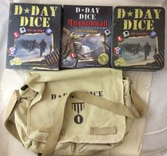 D-Day Dice (Kickstarter Edition)
