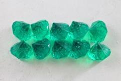 d14 Emerald (10) (Plain)