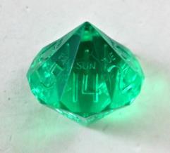 d14 Emerald (Plain)