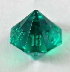 D16 Emerald (Plain)