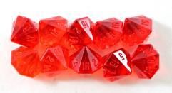 D16 Ruby (10) (Plain)