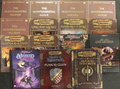 d20 Fantasy Player's Mega Pack - 15 Books!