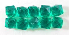 D24 Emerald (10) (Plain)