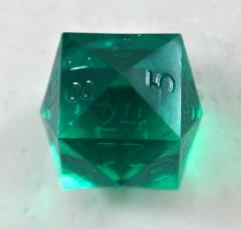 D24 Emerald (Plain)