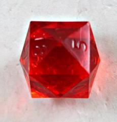 D24 Ruby (Plain)