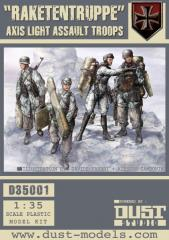 Light Assault Troops - Reketentruppe