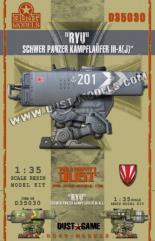 Schwer Panzer Kampflaufer III-A (J) - Ryu