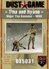 Major Tina Baumann - NDAK