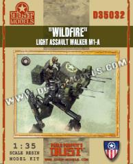 Light Assault Walker M1-A - Wildfire