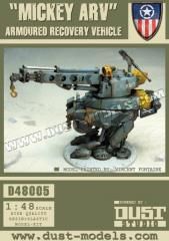 M3RV Armored Recovery Vehicle - Mickey ARV