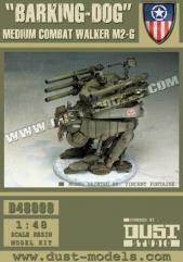 Medium Combat Walker M2-G - Barking Dog