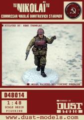 Commissar Nikolai Dimitrievich Starinov (Premium Edition)