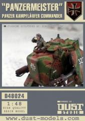 Panzer Kampflaufer Commander - Panzermeister (Premium Edition)
