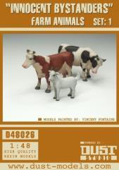Farm Animals #1 - Innocent Bystanders