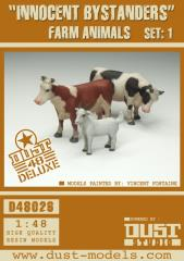 Farm Animals #1 - Innocent Bystanders (Premium Edition)