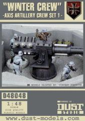 Artillery Crew Set #1 - Winter Crew