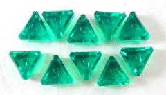 d5 Emerald (10) (Plain)