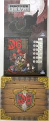 d6 - Dungeons, Dudes, Dames, Danger, Dice and Dragons (Whole Kingdom Kickstarter Pledge)