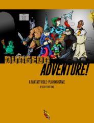 Dungeon Adventure! Core Rulebook