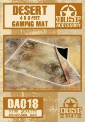 Dust Tactics 4' x 6' Desert Gaming Mat