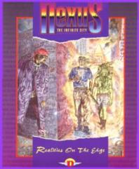 Nexus - The Infinite City