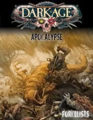 Dark Age - Apocalypse Forcelists