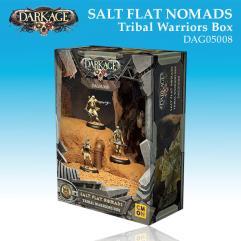 Salt Flat Nomads Tribal Warriors Box