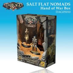 Salt Flat Nomads Hand of War Unit Box