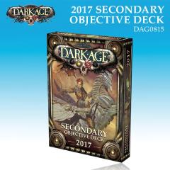 Secondary Objective Deck 2017