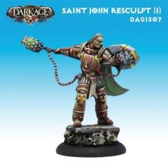 Saint John (Resculpt)